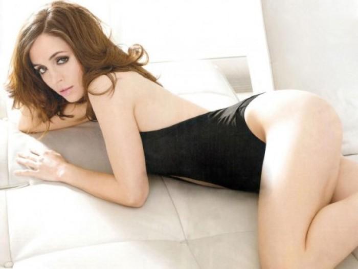 Eliza Dushku a fait fantasmer de nombreux mecs en lingerie sexy