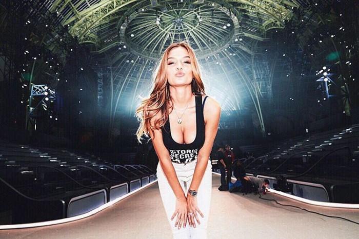 Le Victoria's Secret Fashion Show 2016 à Paris