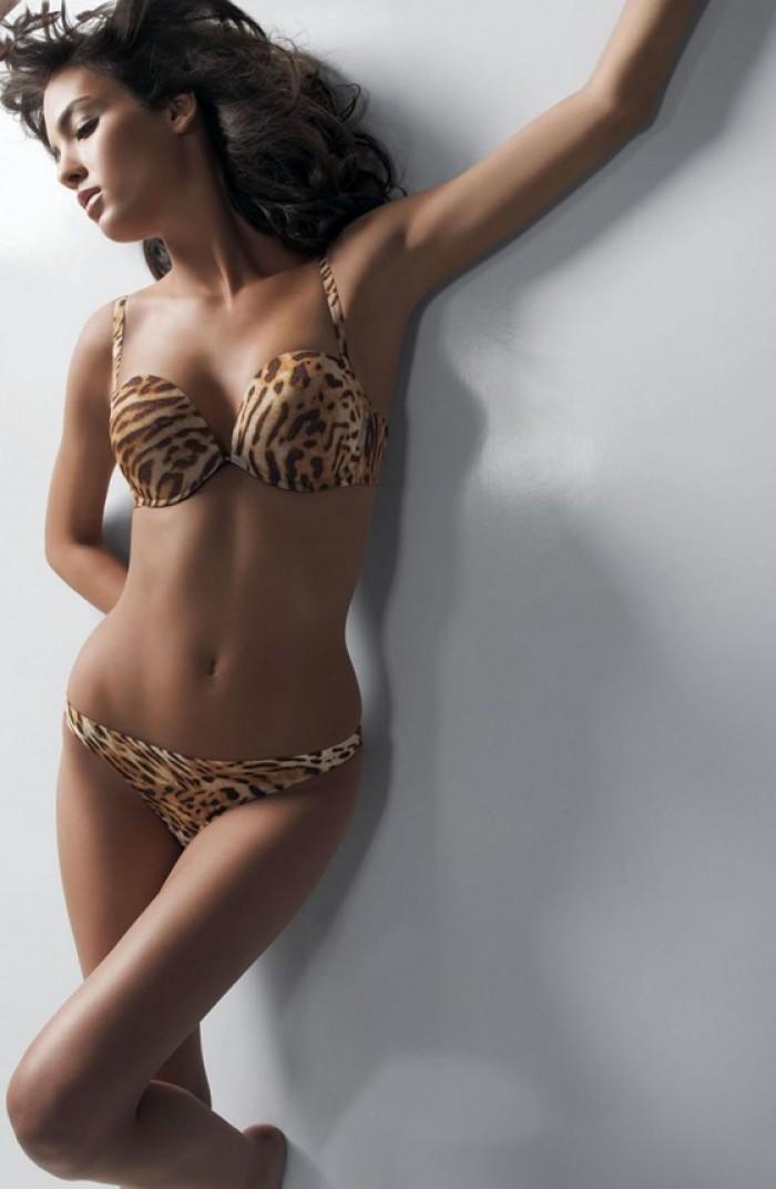 Andi Muise pose et défile en lingerie sexy