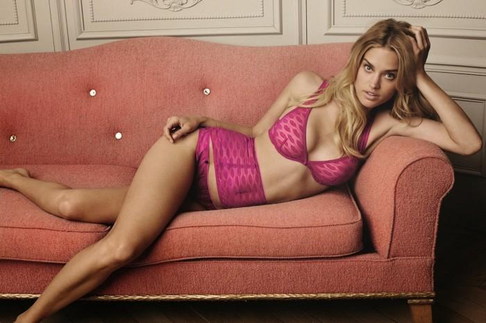 Julie Ordon est somptueuse en lingerie