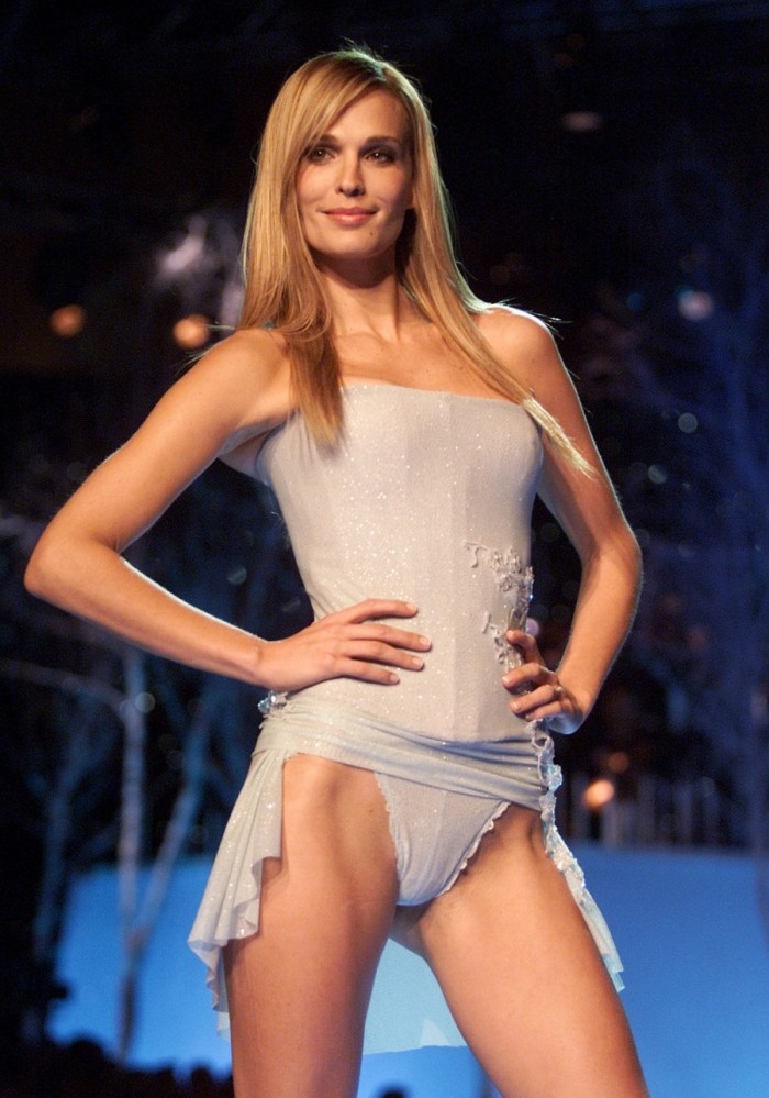 Molly Sims est une superbe mannequin Américaine