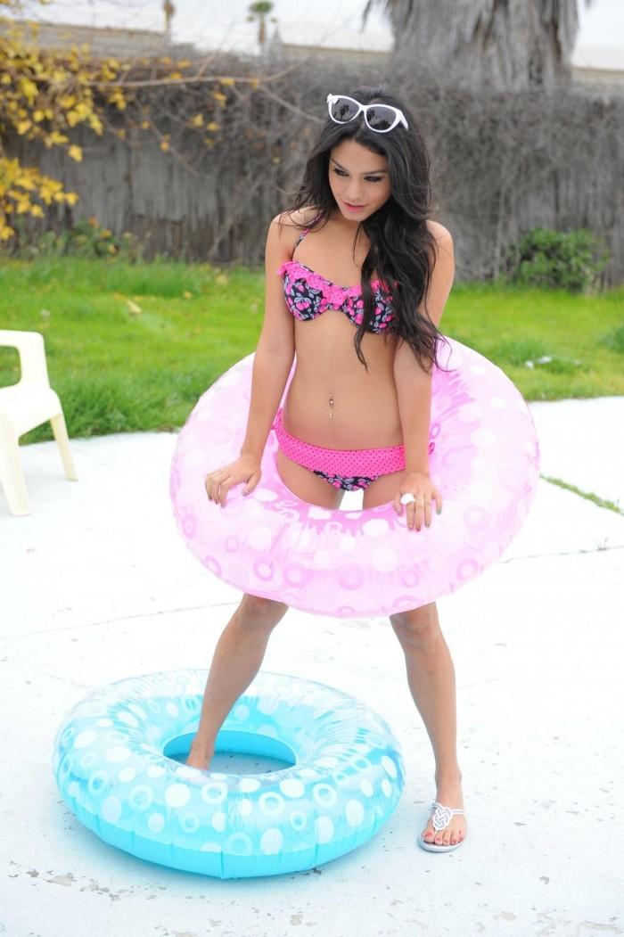 Vanessa Hudgens la sublime actrice de High School Musical