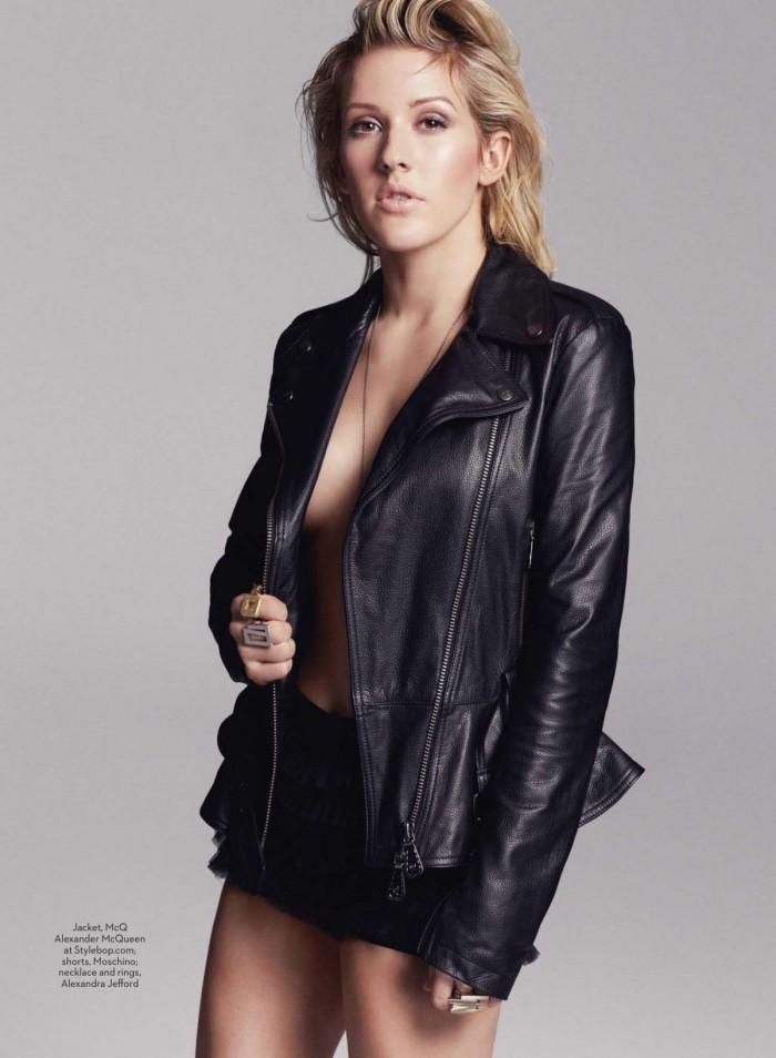 La belle Ellie Goulding est sublime