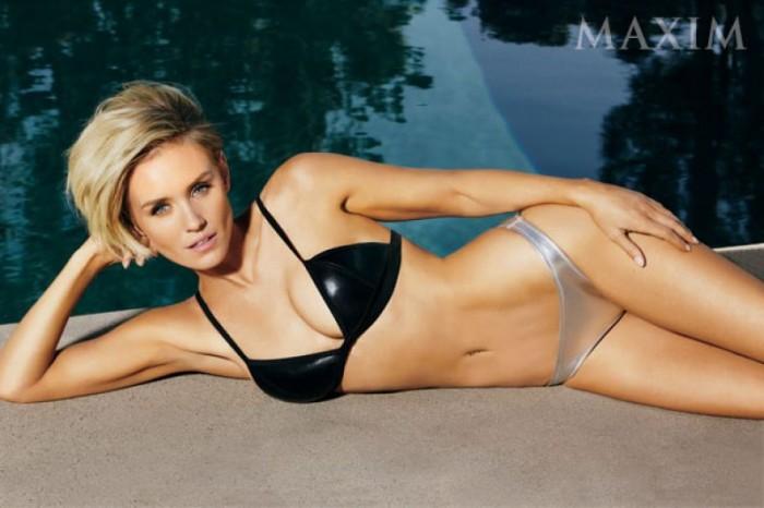 Nicky Whelan a un physique encore plus impressionnant en lingerie