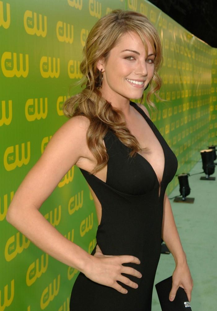 Erica Durance la très sexy Lois Lane dans la série Smallville
