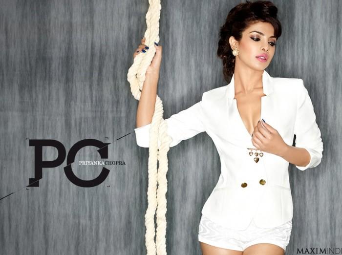 Priyanka Chopra bientôt visible au casting d'Alerte à Malibu est vraiment sexy