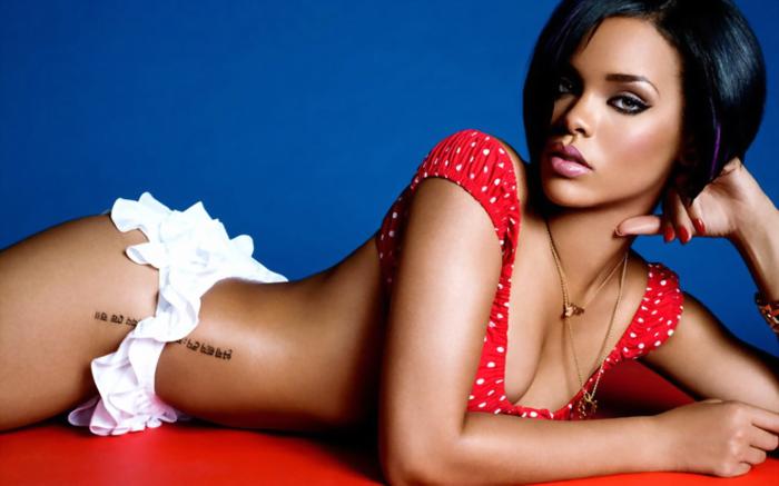 Rihanna en bikini c'est tout aussi sexy