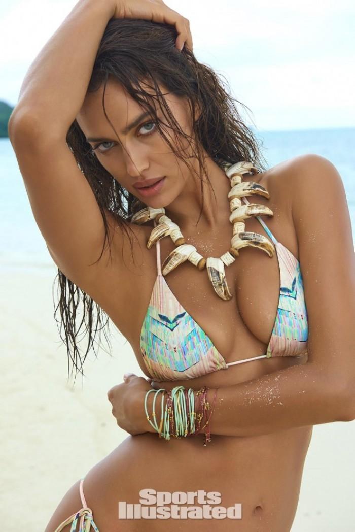 La splendide Irina Shayk dans une séance photo