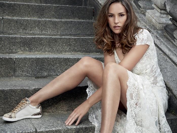 Vanessa Demouy est une icône beauté à la Française