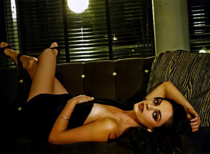 Mila Kunis est magnifique dans cette série de photos sexy