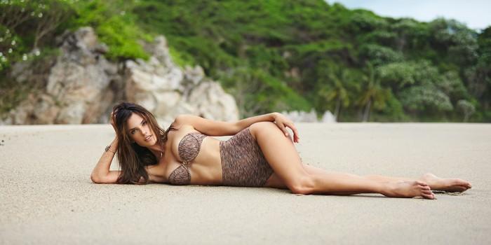 Alessandra Ambrosio est un emblème de la beauté