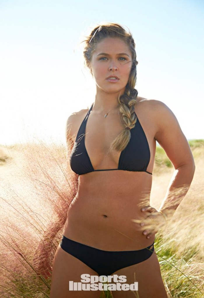 Ronda Rousey aussi talentueuse que sexy