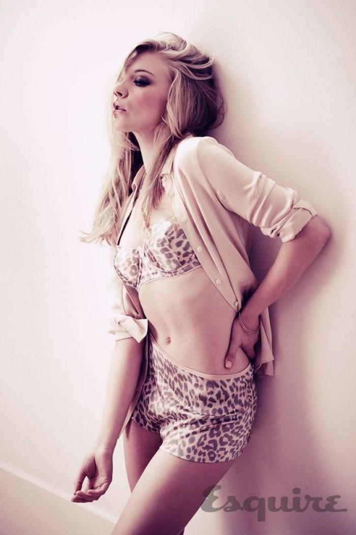 Sexy: Natalie Dormer la sublime Margaery Tyrell de Game of Thrones