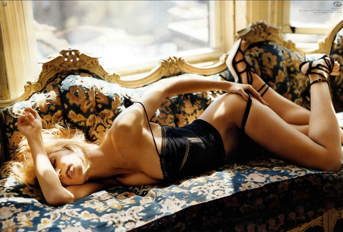 Heidi Klum fait toujours autant fantasmer