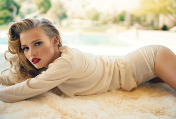 Lara Stone la nouvelle Brigitte Bardot de la mode