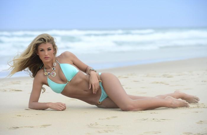 Amy Willerton, la jolie Miss Grande-Bretagne 2013
