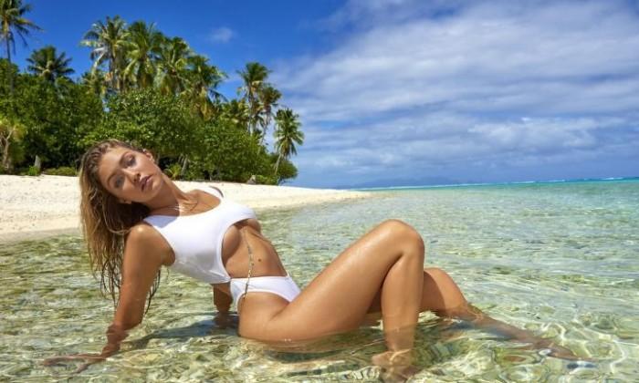 On passerait bien nos vacances avec la sublime Gigi Hadid