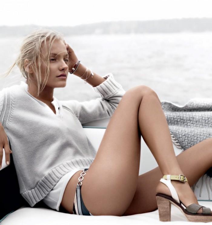 Anna Jagodzinska est merveilleuse en lingerie