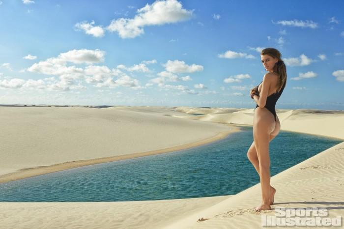 Bregje Heinen est terriblement sexy en maillot de bain