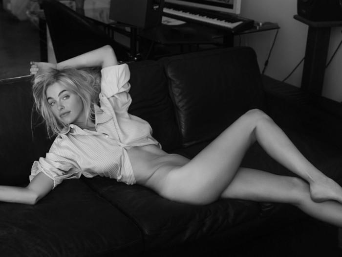 Elizabeth Turner est vraiment superbe en lingerie