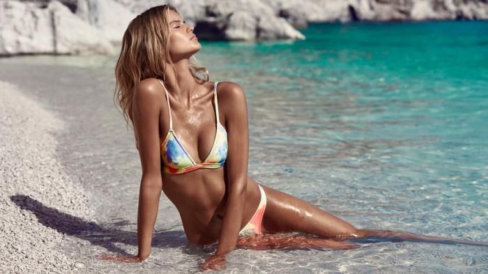 Kate Grigorieva a un physique de rêve en lingerie