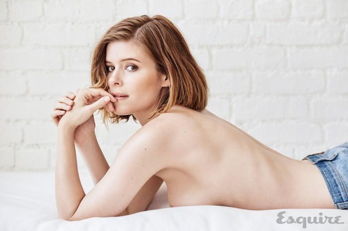 Kate Mara est merveilleuse en lingerie