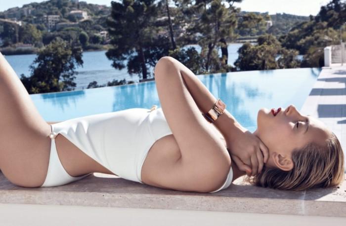 La sexy Nora Arnezeder sublime en bikini