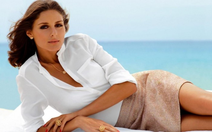 Olivia Palermo torride en maillot de bain