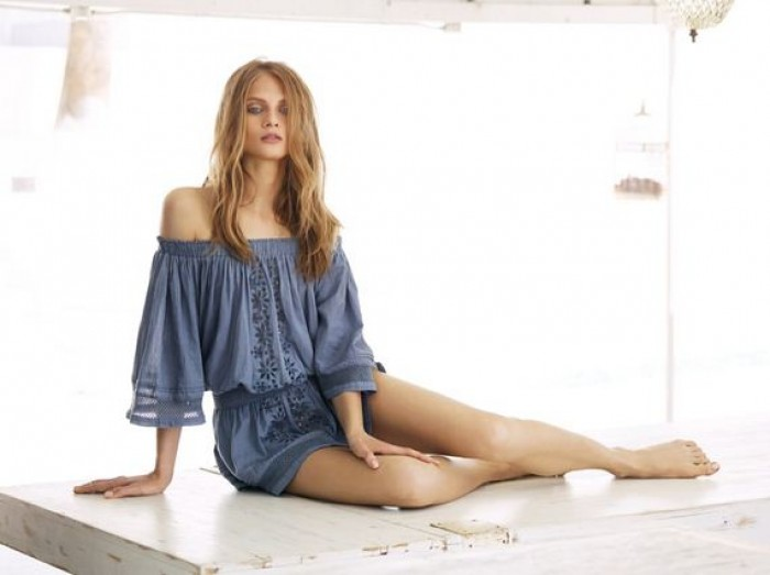Anna Selezneva est vraiment très sexy
