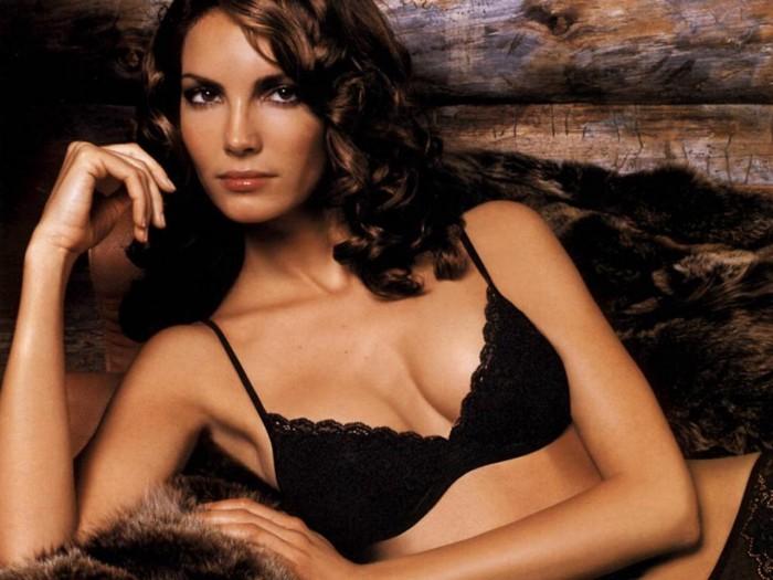 Eugenia Volodina est un mannequin Russe au corps superbe