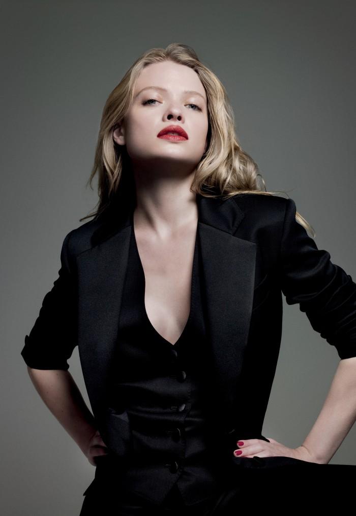 Mélanie Thierry notre belle Française en lingerie