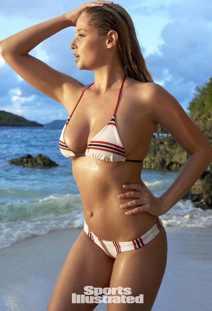 Genevieve Morton dévoile son corps sublime en maillot